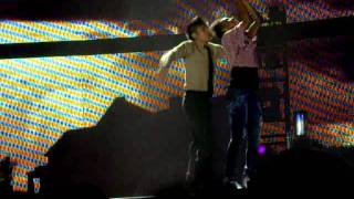 "SYTYCD - Sasha & Tadd's Performance to ""I'm Coming Home"" - Prudential Center"