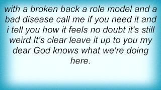 Beatsteaks - God Knows Lyrics_1