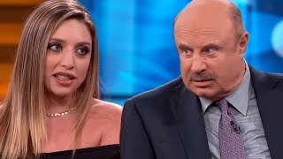 """Dr. Phil Destroys Spoiled Instagram Girl Who'd """"Rather Die Than Be Ugly"""" •"""