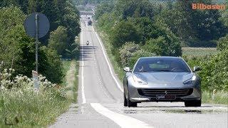 Ferrari GTC4Lusso: Vi kører 690 hestes familie-Ferrari til 5 mio