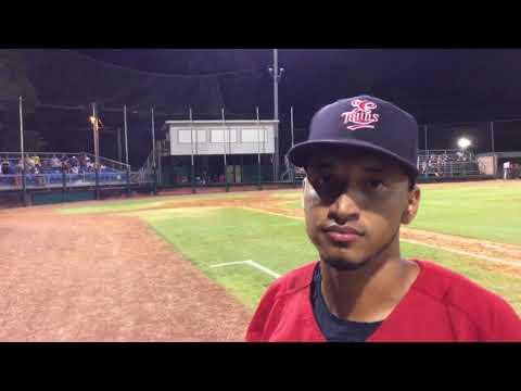 Video: Ruben Santana