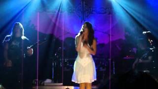Last Drop Falls - Sonata Arctica @Madrid Feat. Charlotte Wessels 28th Nov. 2009
