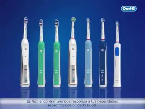 Tecnología de cepillos de dientes electricos Oral-B