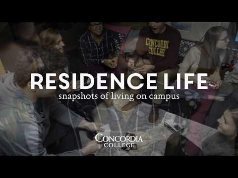 Concordia College at Moorhead - video