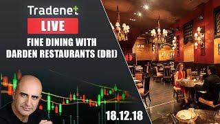 Tradenet Trading Room - Fine Dining with Darden Restaurants (DRI)...