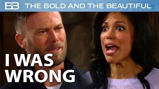 You Said NOTHING! / The Bold And The Beautiful