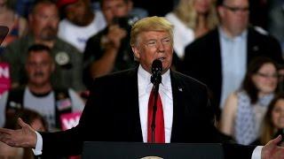 Trump plays peacemaker as GOP debates health care bill