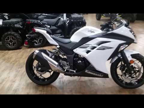 2017 Kawasaki Ninja300 in Murrieta, California