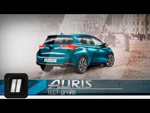 Toyota  Auris Хетчбек класса C - тест-драйв 3