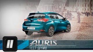 """Toyota Auris Hybrid. """"Две Лошадиные Силы"""""""