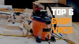 Best Shop Vac in 2019 - Top 6 Shop Vacs Review