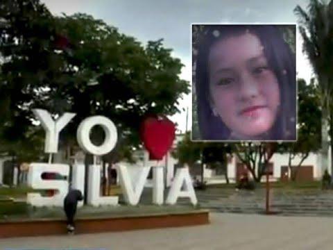 Conmocion Silvia, Cauca, por asesinato de adolescente indigena