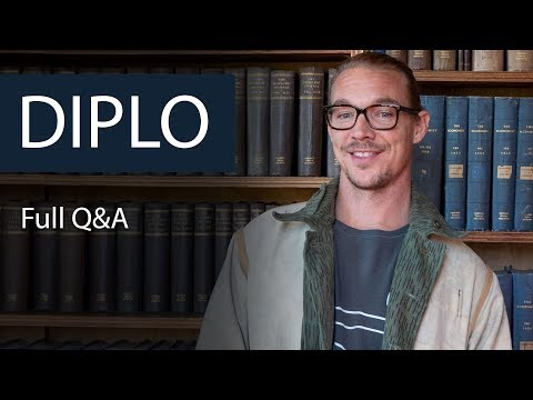 Diplo | Full Q&A | Oxford Union