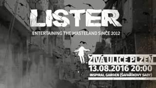Video Lister - Živá ulice 2016 - 13. 08.