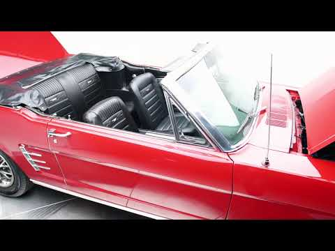 Video of '66 Mustang Offered by Duffy's Classic Cars - MA5N