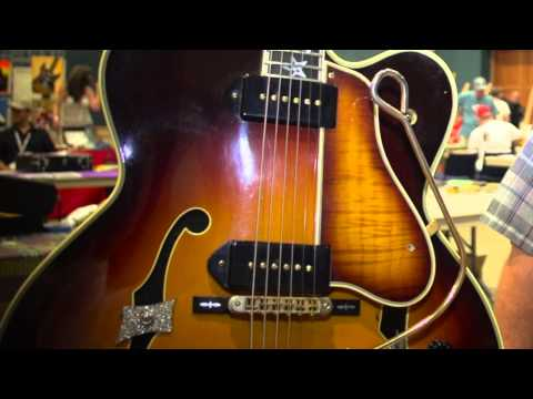 San Antonio Guitar Show 2012