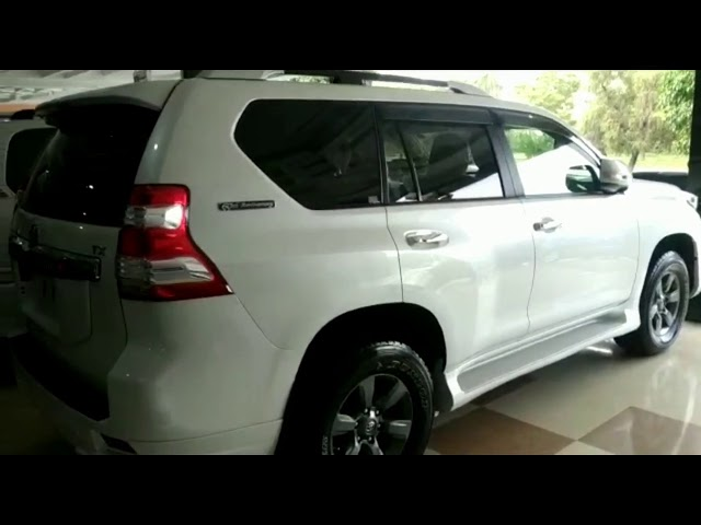 Toyota Prado TX Limited 2.7 2014 for Sale in Islamabad