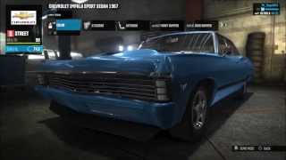 chevrolet impala 1967 реклама