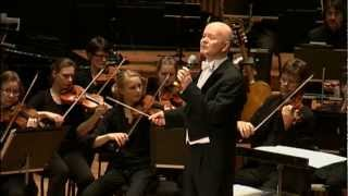 On the Street Where You Live - Benjamin Pope, singing conductor - Lahti Symphony Orchestra