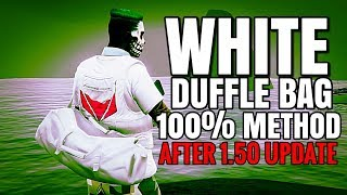 GTA 5 ONLINE - HOW TO GET THE WHITE DUFFLE BAG 100% METHOD *SOLO* DIRECTOR MODE 1.50 (PS4/XBOX ONE)