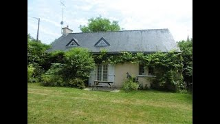 Pretty French Cottage With Garden