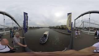 Москва. Крымский мост-2. 15.07.2018. Видео 360. VR