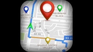 Gps Map Navigation Driving Directions Traffic