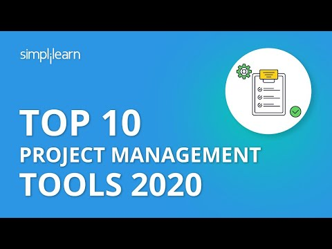 Project Management Tools And Techniques | Simplilearn - YouTube