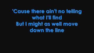 Martina McBride - Cry On The Shoulder of The Road lyrics