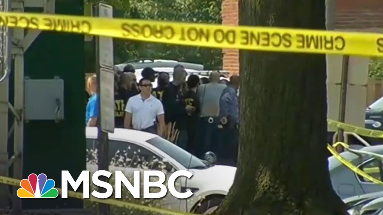 Suspect Of Alexandria Shooting Believed To Be James T. Hodgkinson | MSNBC thumbnail