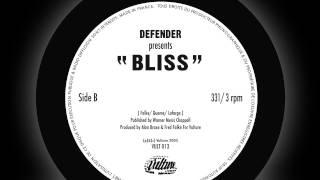 Defender - Bliss (Official) [Alan Braxe & Fred Falke]