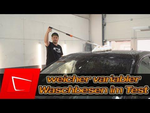 Der wohl beste Waschbesen aktuell! Superweich und stabil - großes Auto einfach waschen