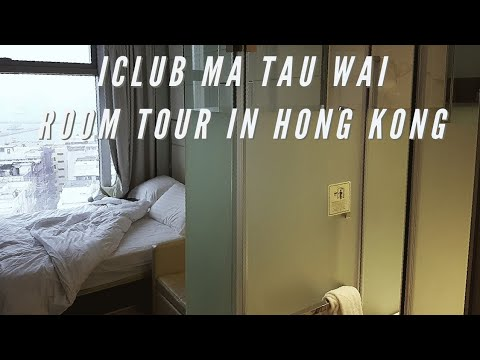 Hong Kong – IClub Ma Tau Wai Hotel – Room Tour| Travel Vlog