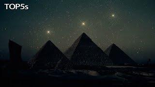 5 Biggest Mysteries & Secrets Surrounding The Egyptian Pyramids...