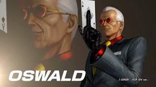 KoF XIV OST: JOKER -KoF XIV ver.- (Oswald Theme)