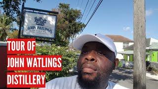 John Watling's Distillery, Nassau