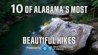 10 of Alabama's Most Beautiful Hikes