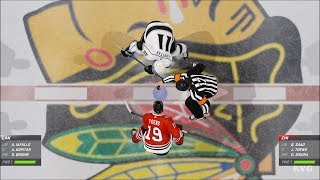 NHL 20 Gameplay (PS4 HD) [1080p60FPS]