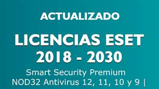 Eset Licence Key for 2020