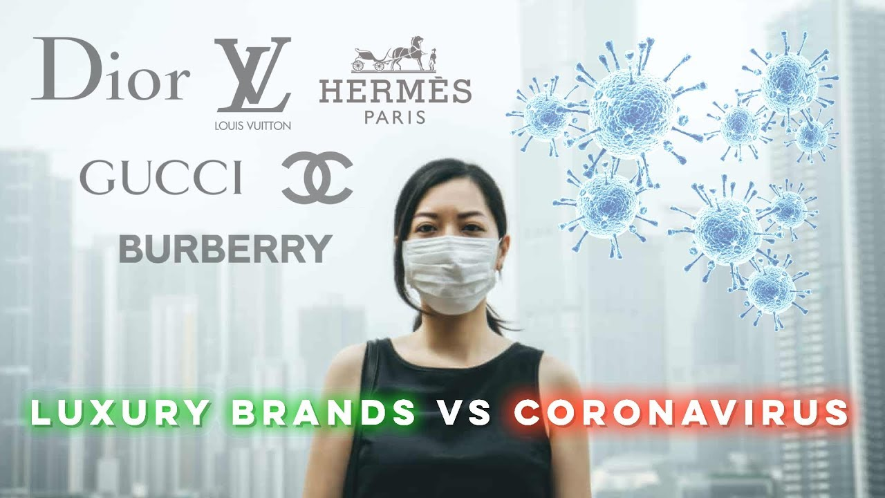 Why Coronavirus Causes Luxury Fashion Brands to Lose Millions