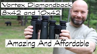Vortex Diamond Back 8x42 And 8x32  Amazing For The Money