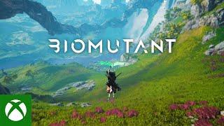 Xbox The World of Biomutant anuncio