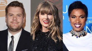 Taylor Swift CAST in 'Cats' Film Adaptation with James Corden & Jennifer Hudson