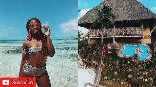 DIANI BEACH Mombasa Kenya | HOTEL ROOM TOUR - Sassy Funke