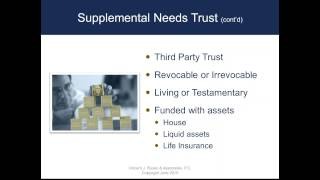 The Wonderful World of Trusts