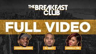 The Breakfast Club FULL SHOW 10-8-21