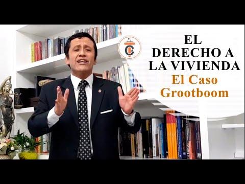 EL DERECHO A LA VIVIENDA: EL CASO GROOTBOOM - Tribuna Constitucional 136 - Guido Aguila Grados