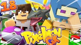 SFIDO L'ALLENATORE PIU FORTE DI TUTTI I TEMPI! - Minecraft ITA - Pixelmon GX #18