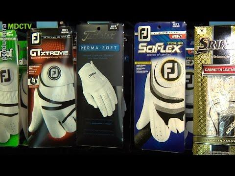 Los mejores guantes de golf en Decathlon