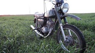 перебирать Мотоцикл Минск #4